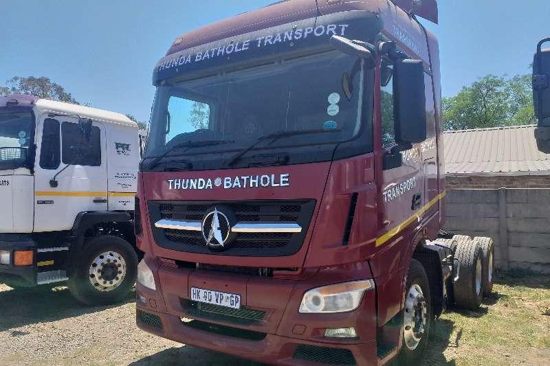 Mercedes Benz Truck-Tractor Double axle 2018 Mercedes Benz 2640 Powerstar 2018