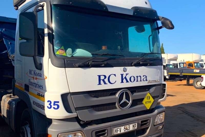 Mercedes Benz Truck-Tractor Double axle ACTROS 2644 2013