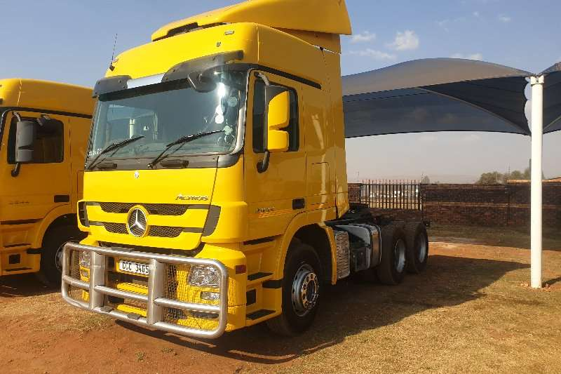 Mercedes Benz Truck-Tractor Double axle Actros 2644 MP3 2011