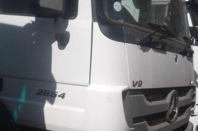 Mercedes Benz Double axle Actros 2644LS/33 Truck-Tractor