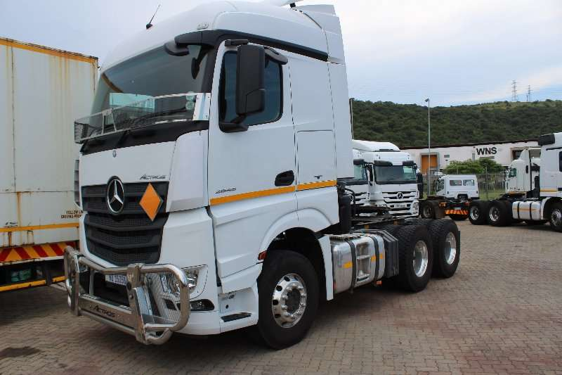 Mercedes Benz Truck-Tractor Double Axle Actros 2645LS/33 Euro V 2018