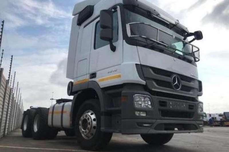 Mercedes Benz Truck-Tractor Double axle Actros 2646 2018