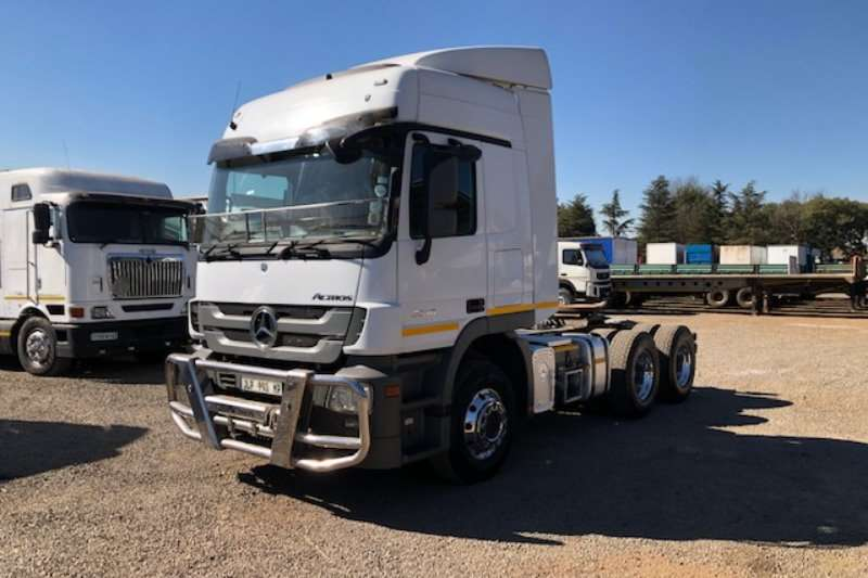 Mercedes Benz Truck-Tractor Double axle Actros 2646 6x4 T/T 2016