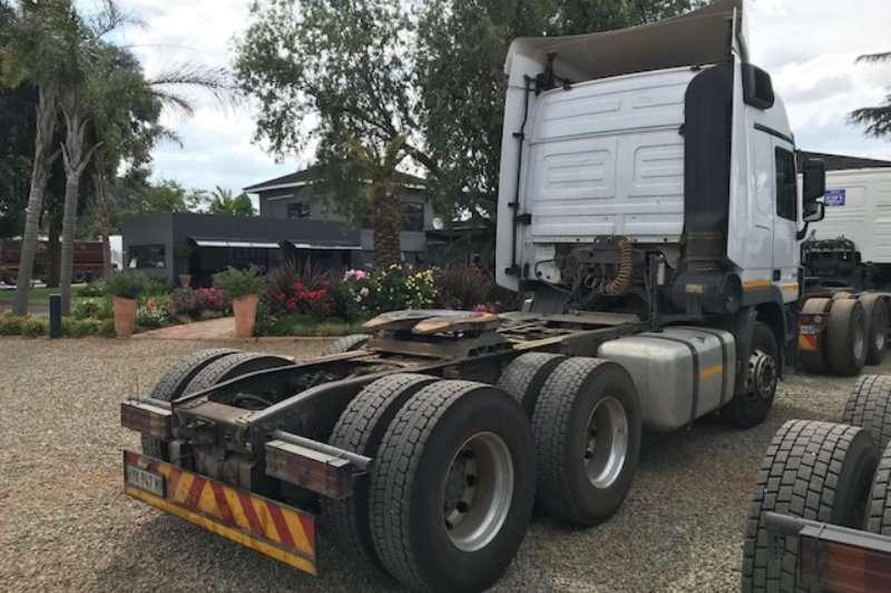 Mercedes Benz Double axle Actros 2646 6x4 T/T Truck-Tractor