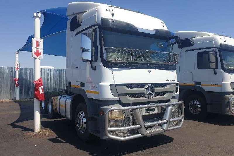 Mercedes Benz Truck-Tractor Double axle Actros 2646 MP3 2016