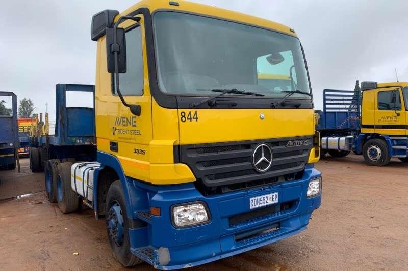 Mercedes Benz Truck-Tractor Double axle ACTROS 3335 2004