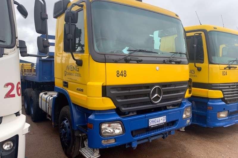 Mercedes Benz Truck-Tractor Double axle ACTROS 3335 2005