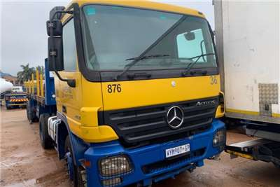 Mercedes Benz Truck-Tractor Double Axle ACTROS 3335 2006