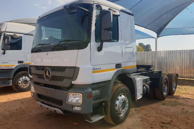 Mercedes Benz Truck-Tractor Double axle Actros 3350 MP3 2012