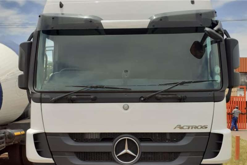 Mercedes Benz Truck-Tractor Double axle Actros MP3 2654 2007