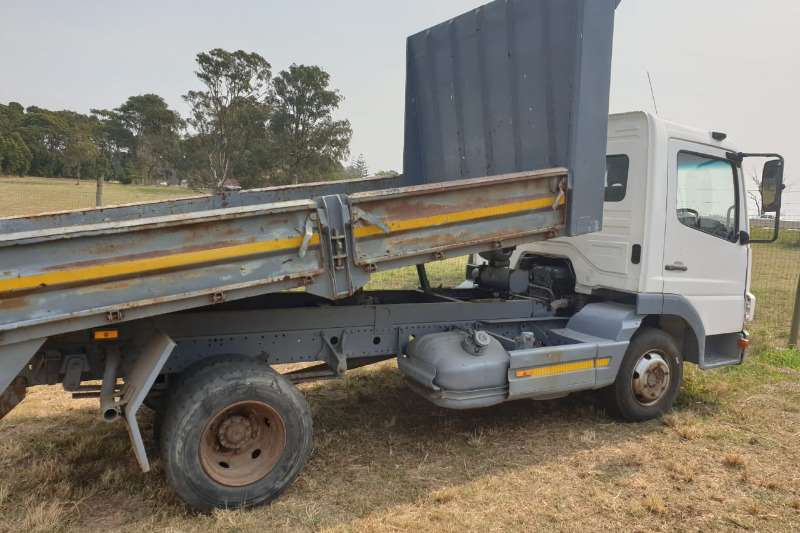Mercedes Benz Truck-Tractor Double axle ATEGO 5 CUBIC TIPPER 2006