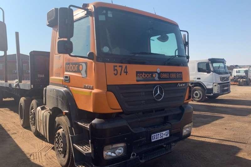 Mercedes Benz Truck-Tractor Double axle AXOR 2535 2008