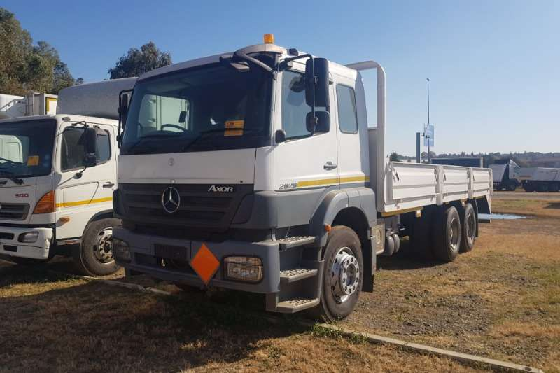 Mercedes Benz Truck-Tractor Double Axle Axor 2628 (Mass Sides) 2008