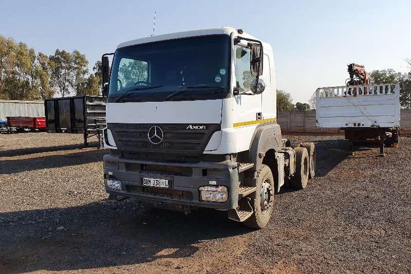 Mercedes Benz Truck-Tractor Double axle Axor 3340 2010