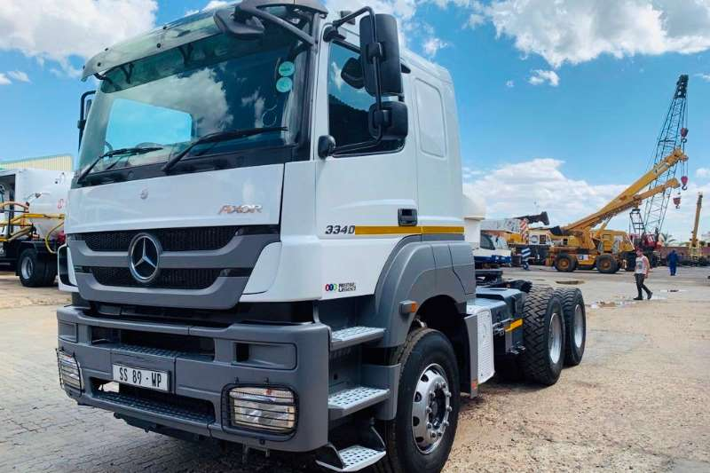 Mercedes Benz Truck-Tractor Double axle Axor 3340 2011