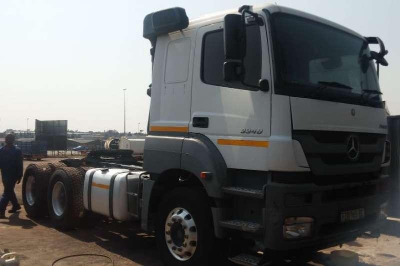 Mercedes Benz Truck-Tractor Double axle AXOR 3340 6x4 Truck Tractor 2013