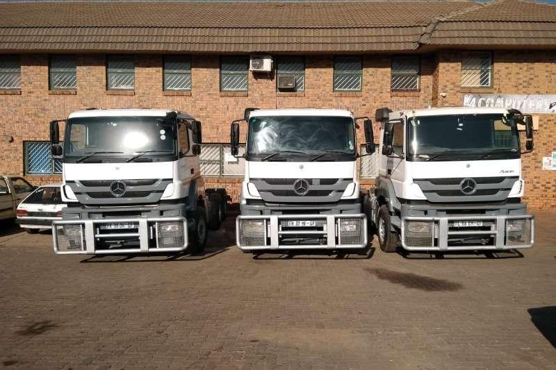 Mercedes Benz Truck-Tractor Double Axle AXOR 3340