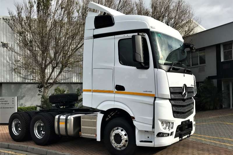 Mercedes Benz Truck-Tractor Double axle Demo, Actros 2645 LS/33 2018