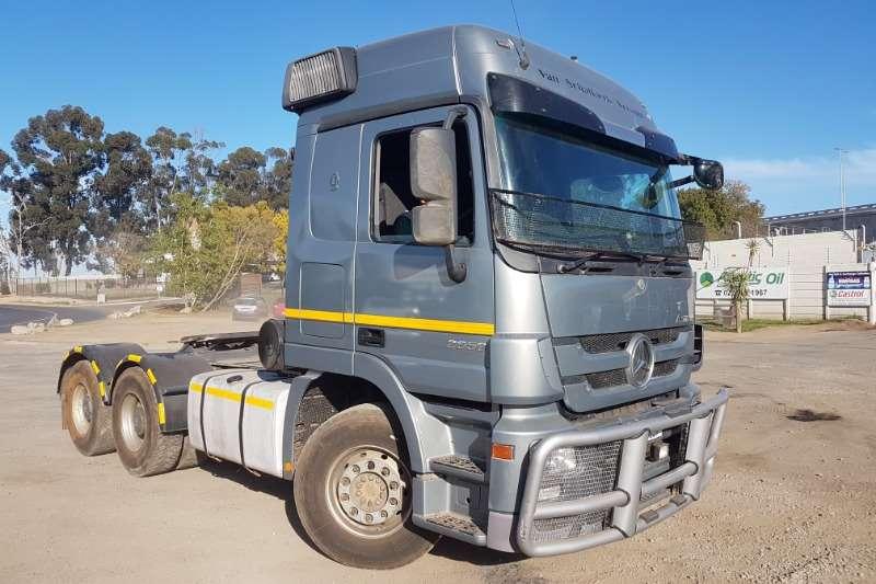 Mercedes Benz Truck-Tractor Double axle Mercedes Actros 2650 2010