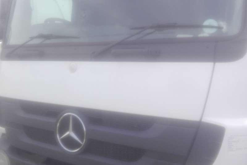 Mercedes Benz Truck-Tractor Double axle MERCEDES BENZ 2644 ACTROS 2010