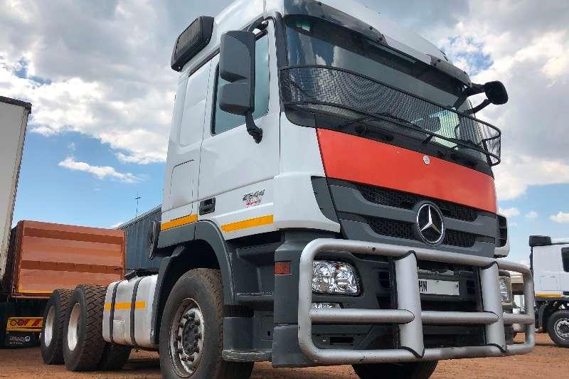 Mercedes Benz Truck-Tractor Double axle MERCEDES BENZ 2644 ACTROS 2011