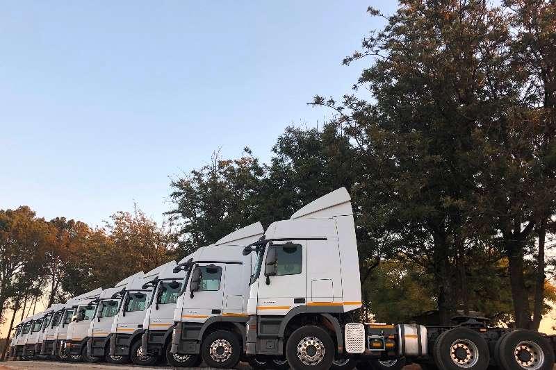 Mercedes Benz Truck-Tractor Double axle MERCEDES BENZ 2646 LS TT 6X4 2017