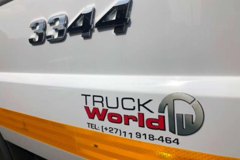 Mercedes Benz Truck-Tractor Double axle Mercedes Benz 3344 TT 6x4 2015