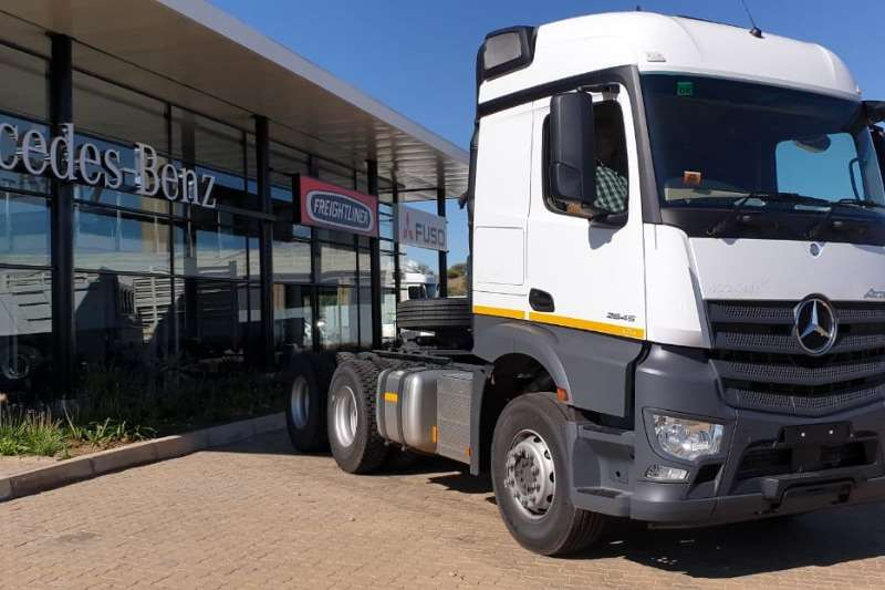 Mercedes Benz Truck-Tractor Double axle Mercedes Benz Actros 2645/LS33 Pure 2019
