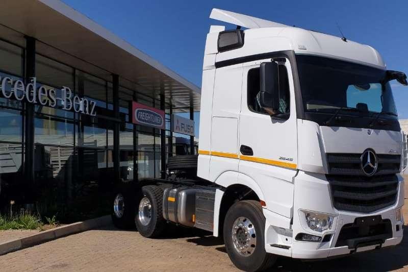 Mercedes Benz Truck-Tractor Double axle Mercedes Benz Actros 2645/LS33 Standard 2019