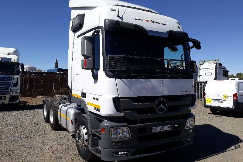 Mercedes Benz Truck-Tractor Double Axle Mercedes BenzActros 2646LS/33 2016
