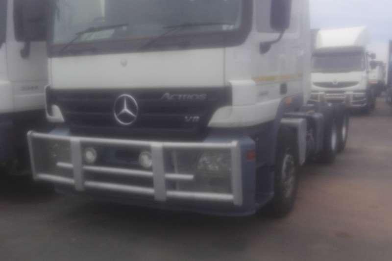 Mercedes Benz Truck-Tractor Double axle MERCEDES BENZ ACTROS 2650 2009