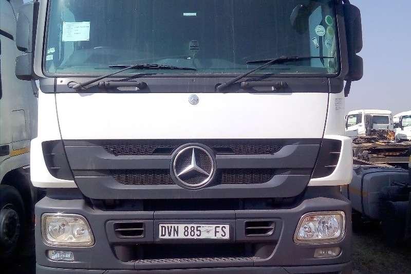 Mercedes Benz Truck-Tractor Double axle MERCEDES BENZ ACTROS 2654 HORSE POWER 2010
