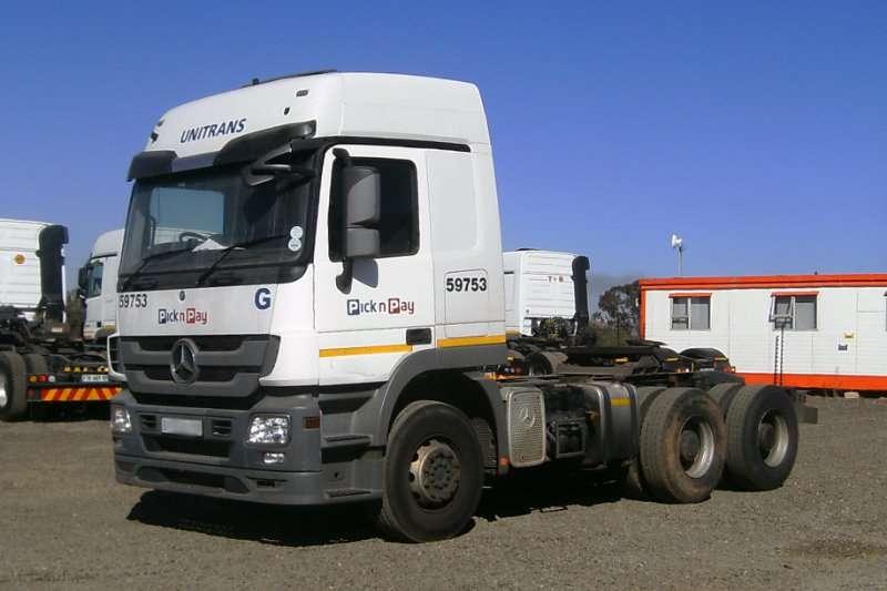 Mercedes Benz Truck-Tractor MERCEDES BENZ ACTROS 2644 2011