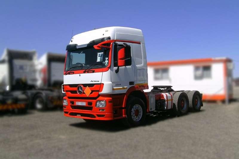 Mercedes Benz Truck-Tractor MERCEDES BENZ ACTROS 2644 2012