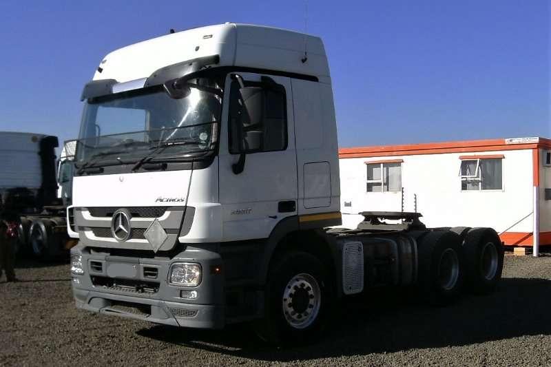 Mercedes Benz Truck-Tractor MERCEDES BENZ ACTROS 2650 2011