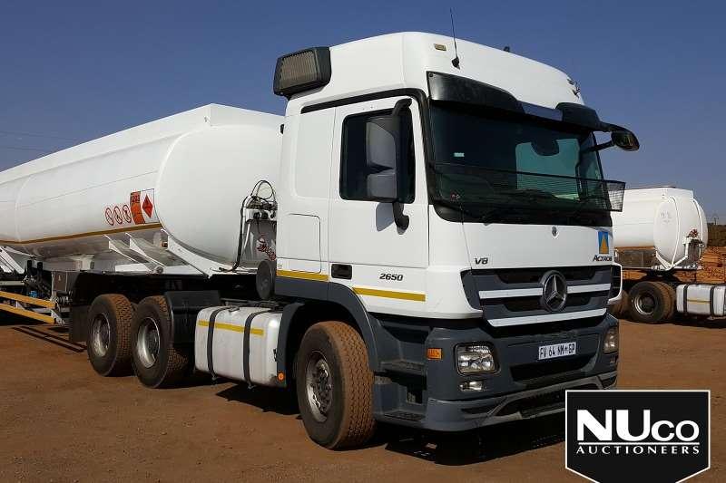 Mercedes Benz Truck-Tractor MERCEDES BENZ ACTROS 2650 V8 6X4 HORSE