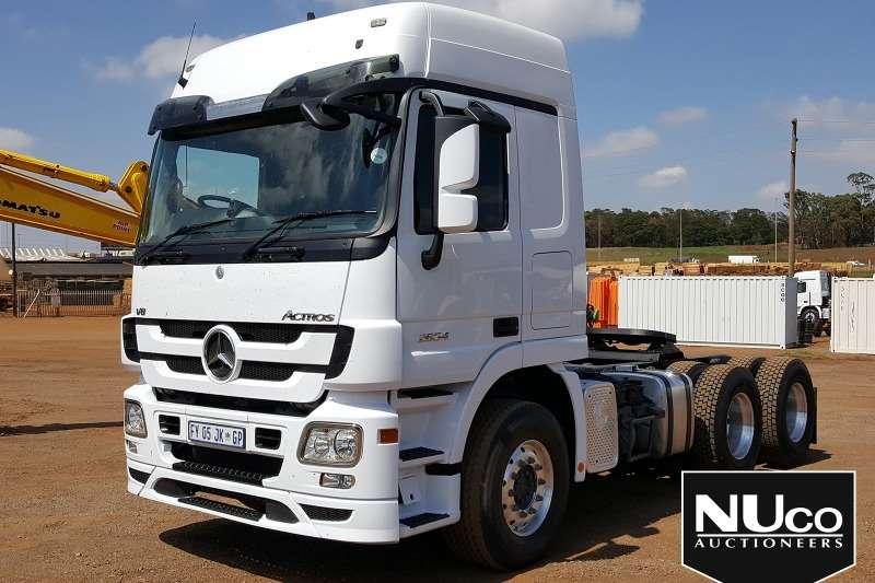 Mercedes Benz Truck-Tractor MERCEDES BENZ ACTROS 2654 V8 6X4 HORSE 2014