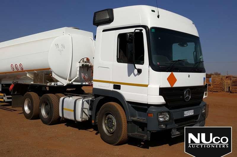 Mercedes Benz Truck-Tractor MERCEDES BENZ ACTROS 6X4 HORSE