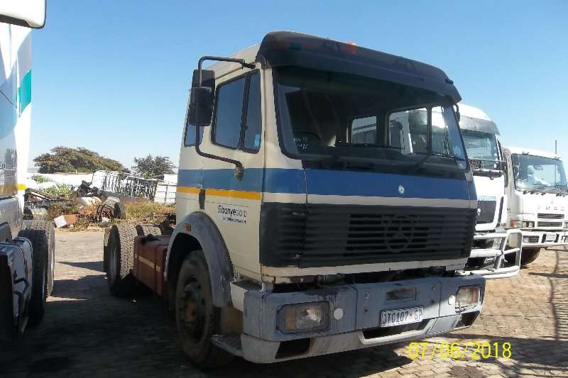 Mercedes Benz Truck-Tractor Single axle 1726 1992