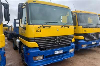 Mercedes Benz Truck-Tractor Single Axle ACTROS 2031 2001