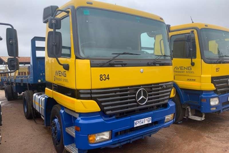 Mercedes Benz Truck-Tractor Single axle ACTROS 2031 2002