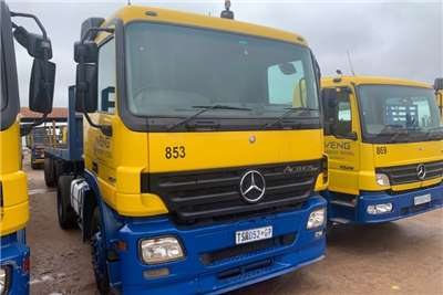 Mercedes Benz Truck-Tractor Single Axle ACTROS 2031 2006
