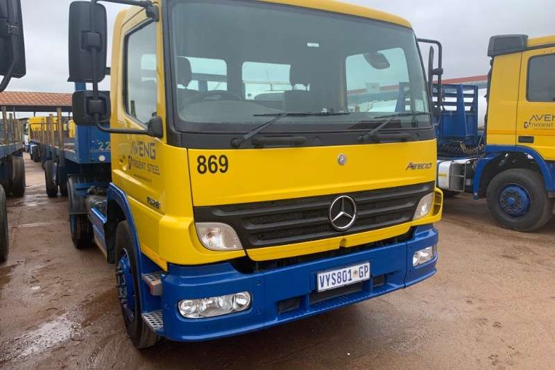 Mercedes Benz Truck-Tractor Single axle ATEGO 1523 2007
