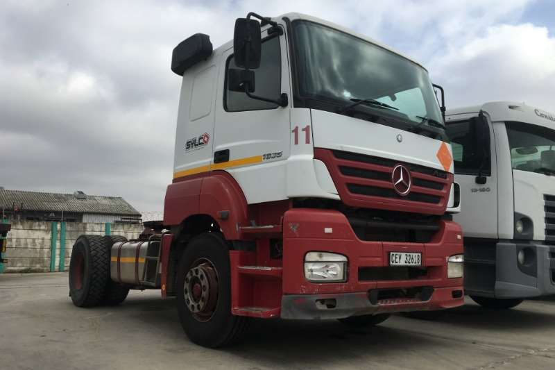 Mercedes Benz Truck-Tractor Single axle AXOR 1835 2006