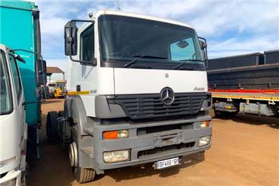 Mercedes Benz Truck-Tractor Single Axle AXOR 1835 4X2 2004