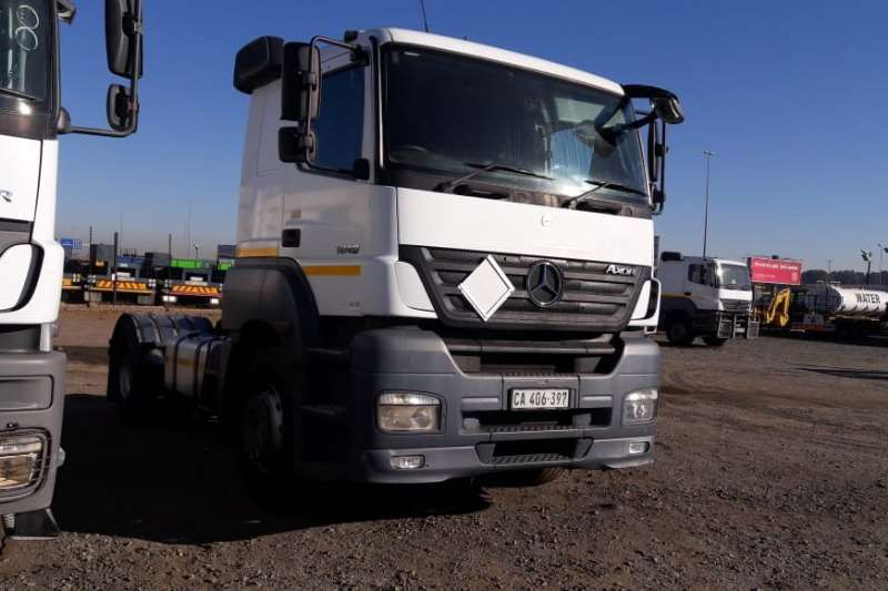 Mercedes Benz Truck-Tractor Single Axle Axor 1840 4x2 Truck Tractor 2007