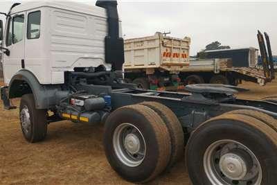 Mercedes Benz 1994 Mercedes Benz 2435 Powerliner Truck tractors