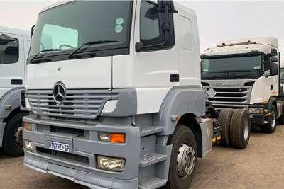 Mercedes Benz 2005 MERCEDES BENZ AXOR 1835 Truck tractors