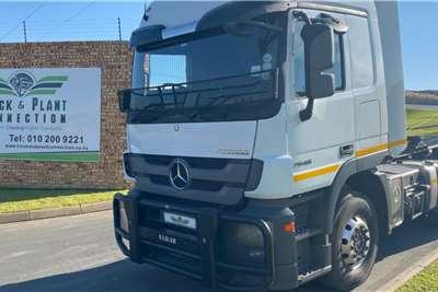 Mercedes Benz 2015 Mercedes Bens Actros 2646 Truck tractors