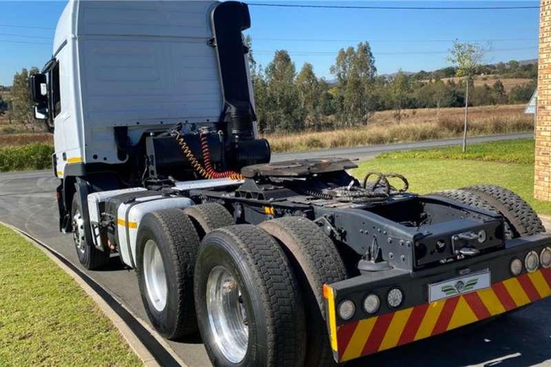 Mercedes Benz 2015 Mercedes Benz Actros 2646 Truck tractors